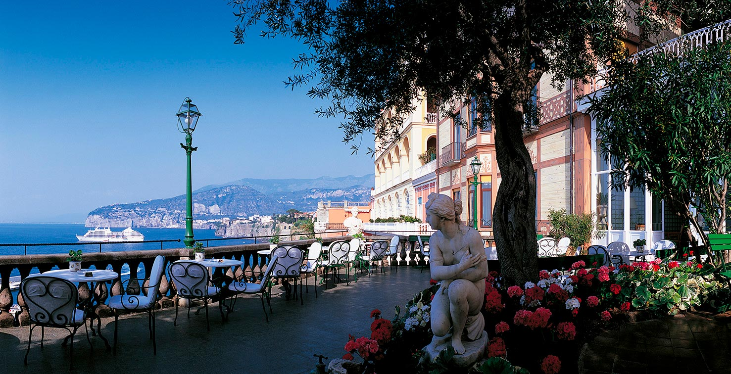 Grand Hotel Excelsior Vittoria - Destinations